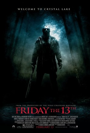 Friday the 13th - Movie Poster (thumbnail)