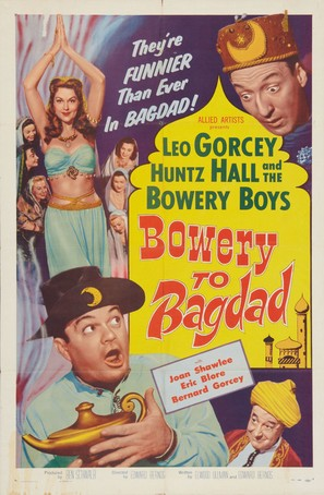 Bowery to Bagdad - Movie Poster (thumbnail)
