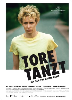 Tore tanzt - German Movie Poster (thumbnail)