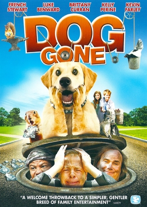 Dog Gone - Movie Cover (thumbnail)
