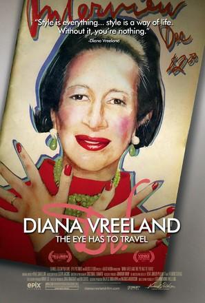 Diana Vreeland: The Eye Has to Travel - Movie Poster (thumbnail)