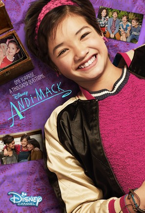 """Andi Mack"" - Movie Poster (thumbnail)"