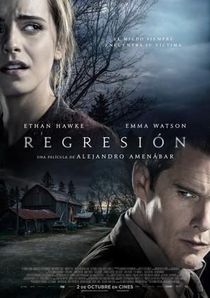 Regression - Spanish Movie Poster (thumbnail)