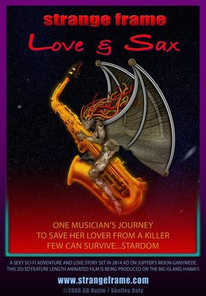 Strange Frame: Love & Sax