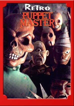 Retro Puppet Master - Movie Poster (thumbnail)