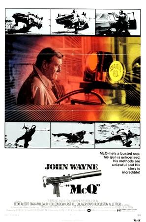 McQ - Movie Poster (thumbnail)