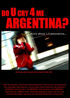 Do U Cry 4 Me Argentina? - Movie Poster (thumbnail)