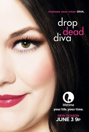 """Drop Dead Diva"" - Movie Poster (thumbnail)"