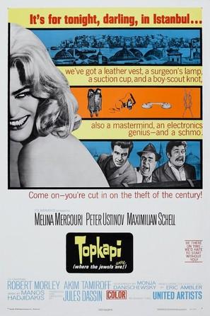 Topkapi - Movie Poster (thumbnail)