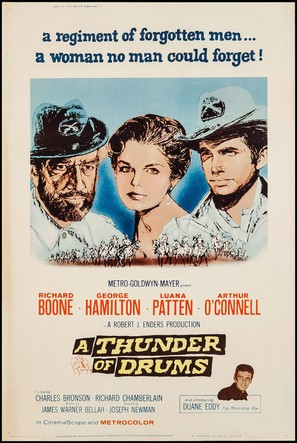 A Thunder of Drums - Movie Poster (thumbnail)
