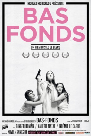 Bas-fonds - French Movie Poster (thumbnail)