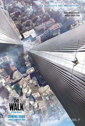 The Walk - British Movie Poster (thumbnail)
