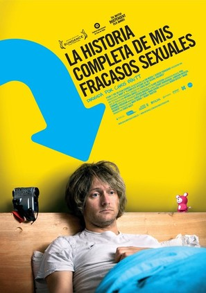 A Complete History of My Sexual Failures - Spanish Movie Poster (thumbnail)