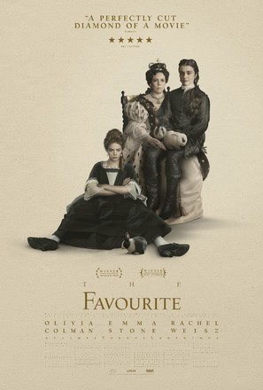 The Favourite - Movie Poster (thumbnail)