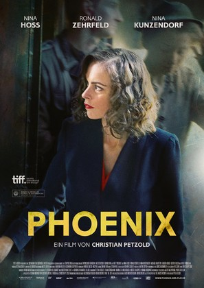 Phoenix - German Movie Poster (thumbnail)