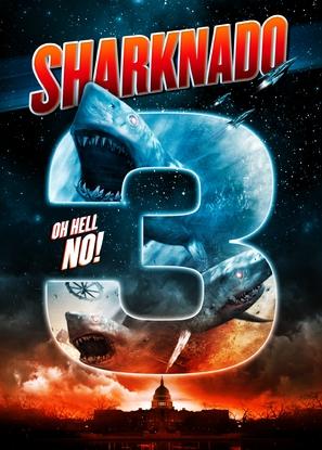 Sharknado 3 - Movie Poster (thumbnail)