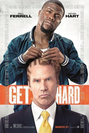 Get Hard - Movie Poster (thumbnail)