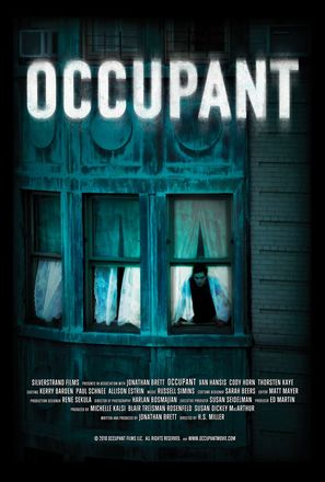 Occupant - Movie Poster (thumbnail)
