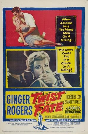 Beautiful Stranger - Movie Poster (thumbnail)