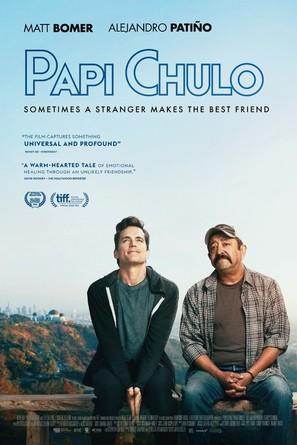 Papi Chulo - Irish Movie Poster (thumbnail)