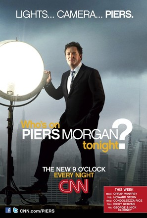 """Piers Morgan Tonight"" - Movie Poster (thumbnail)"