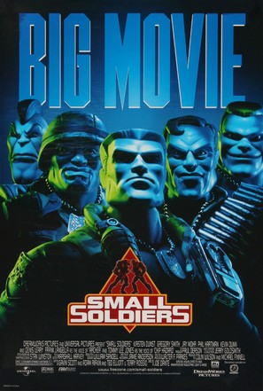 Small Soldiers - Movie Poster (thumbnail)