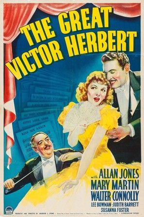 The Great Victor Herbert - Movie Poster (thumbnail)