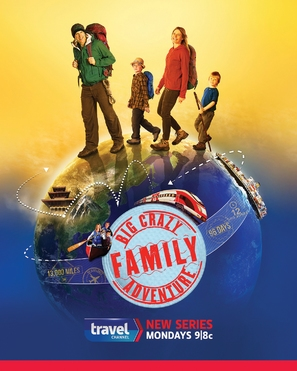 """Big Crazy Family Adventure"""