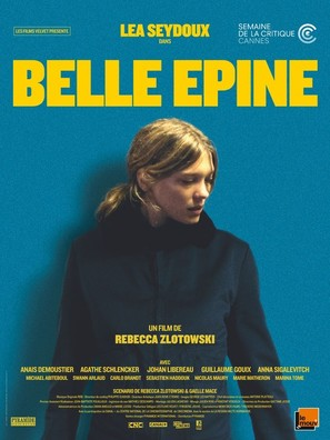 Belle épine - French Movie Poster (thumbnail)