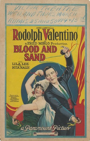 Blood and Sand - Movie Poster (thumbnail)