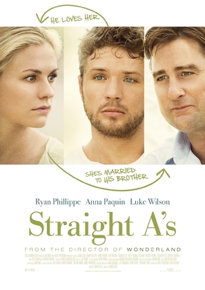 Straight A's - Movie Poster (thumbnail)