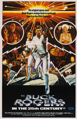 Buck Rogers - Movie Poster (thumbnail)