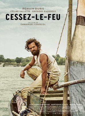 Cessez-le-feu - French Movie Poster (thumbnail)