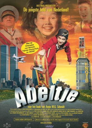 Abeltje - Dutch Movie Poster (thumbnail)