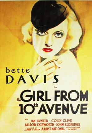The Girl from Tenth Avenue - Movie Poster (thumbnail)