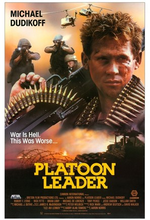 Platoon Leader - Movie Poster (thumbnail)