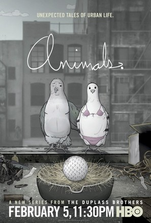 """Animals."" - Movie Poster (thumbnail)"