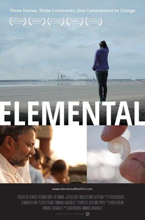 Elemental - Movie Poster (thumbnail)