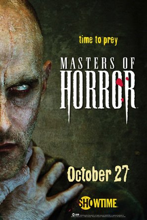 """""""Masters of Horror"""" - Movie Poster (thumbnail)"""