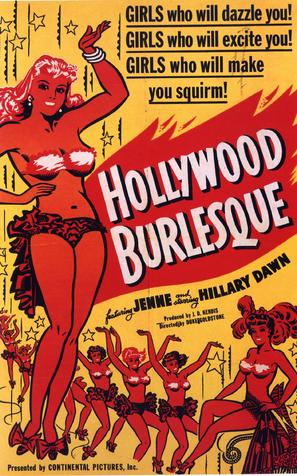Hollywood Burlesque - Movie Poster (thumbnail)