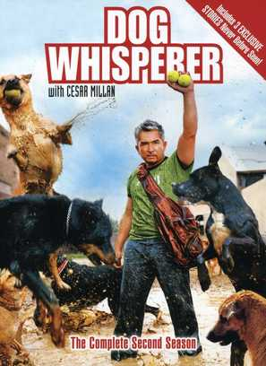 """Dog Whisperer with Cesar Millan"" - DVD cover (thumbnail)"