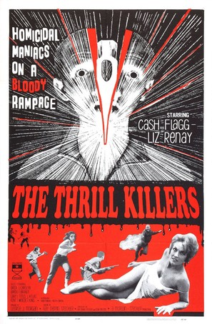 The Thrill Killers - Movie Poster (thumbnail)