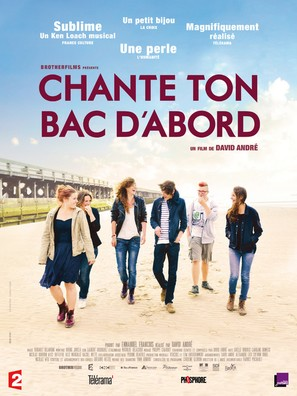 Chante ton bac d'abord - French Movie Poster (thumbnail)