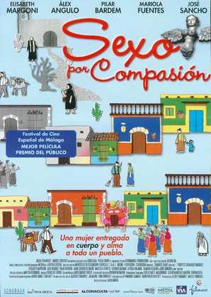 Sexo por compasión - Spanish Movie Poster (thumbnail)