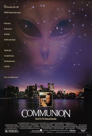 Communion - Theatrical poster (thumbnail)
