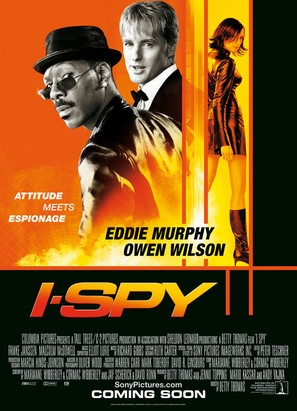 I Spy - Movie Poster (thumbnail)
