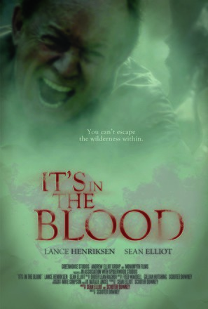 It's in the Blood - Movie Poster (thumbnail)
