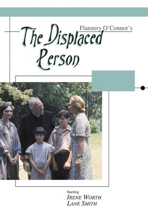 The Displaced Person - DVD movie cover (thumbnail)