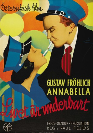 Sonnenstrahl - Swedish Movie Poster (thumbnail)