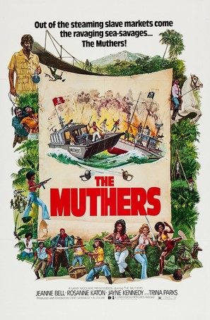 The Muthers - Movie Poster (thumbnail)